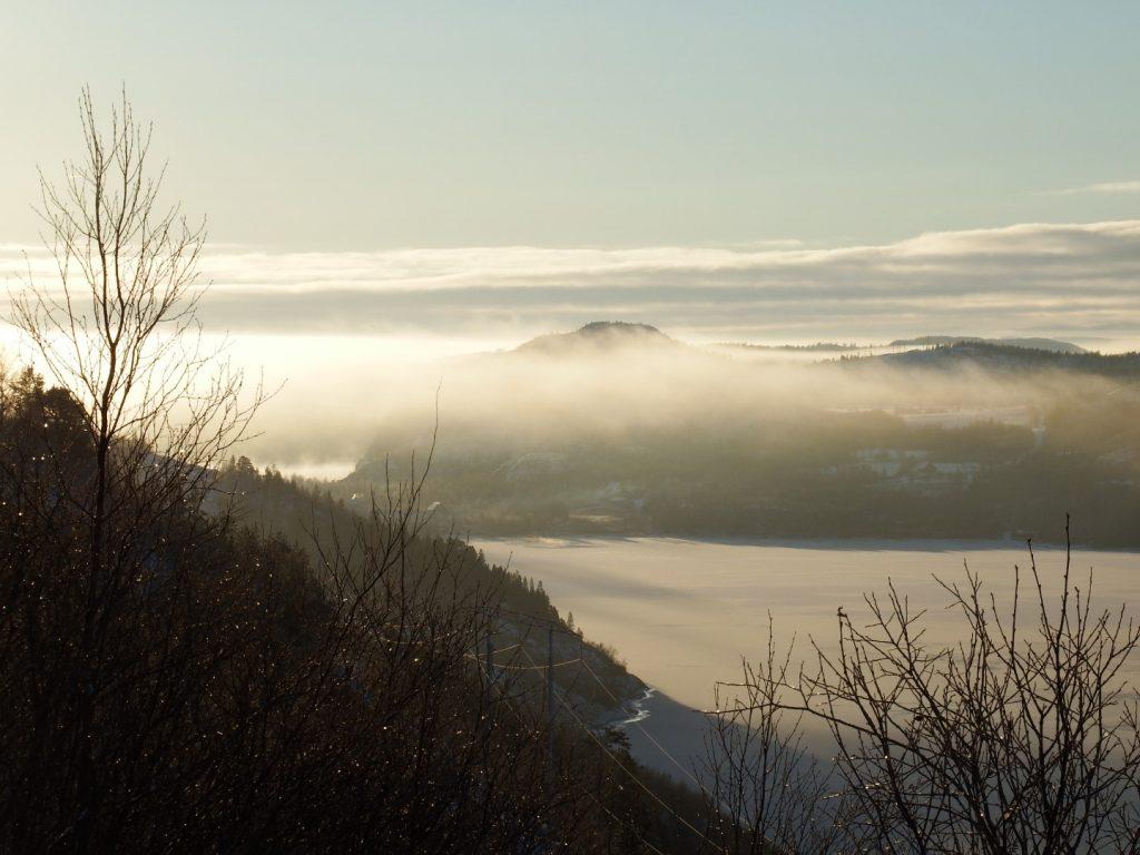Innerst i Langfjorden