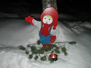 Jul og nisser